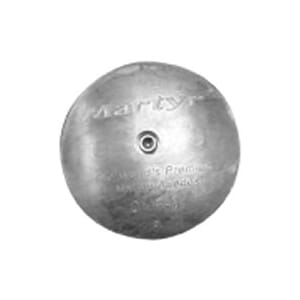 Anode ror/flaps 71mm Ø Magnesium