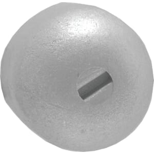 Alu anode Alpha One Transom