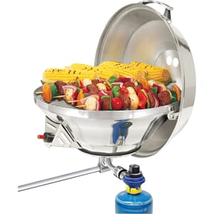 Grill, Marine Kettle 2 comb, Party - Magma