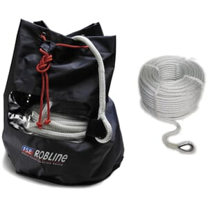 Ankerline, Poseidon i bag, 50 m, 12 mm