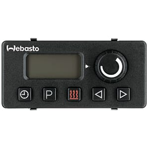 Air Top Combi-timer, 12V - Webasto