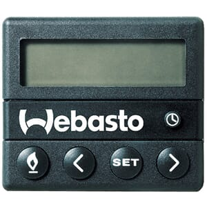 Thermo Top Digital timer 1530, 12V - Webasto