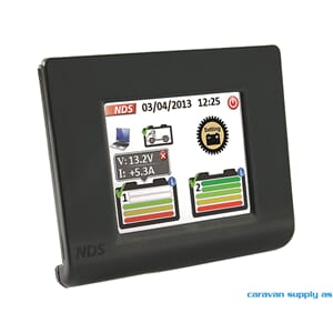 Display NDS til SunControl MPPT