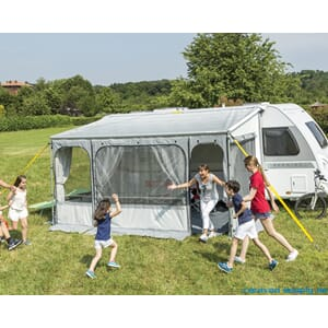 Markise Caravanstore Zip XL 360 royal grey