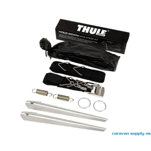 Stormsikring Thule Hold Down Side Strap Kit 2x3m svart