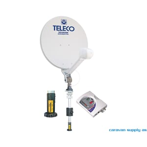 Parabolantenne Teleco Voyager Digimatic 85cm m/mast manuell