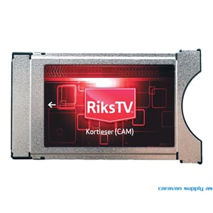 CAM/CI for Riks-TV