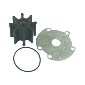 Impeller Kit V8 m/helt impellerhus
