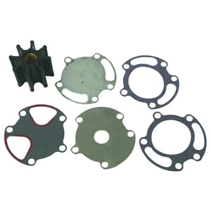 Water Pump Kit Bravo (2 piece body)