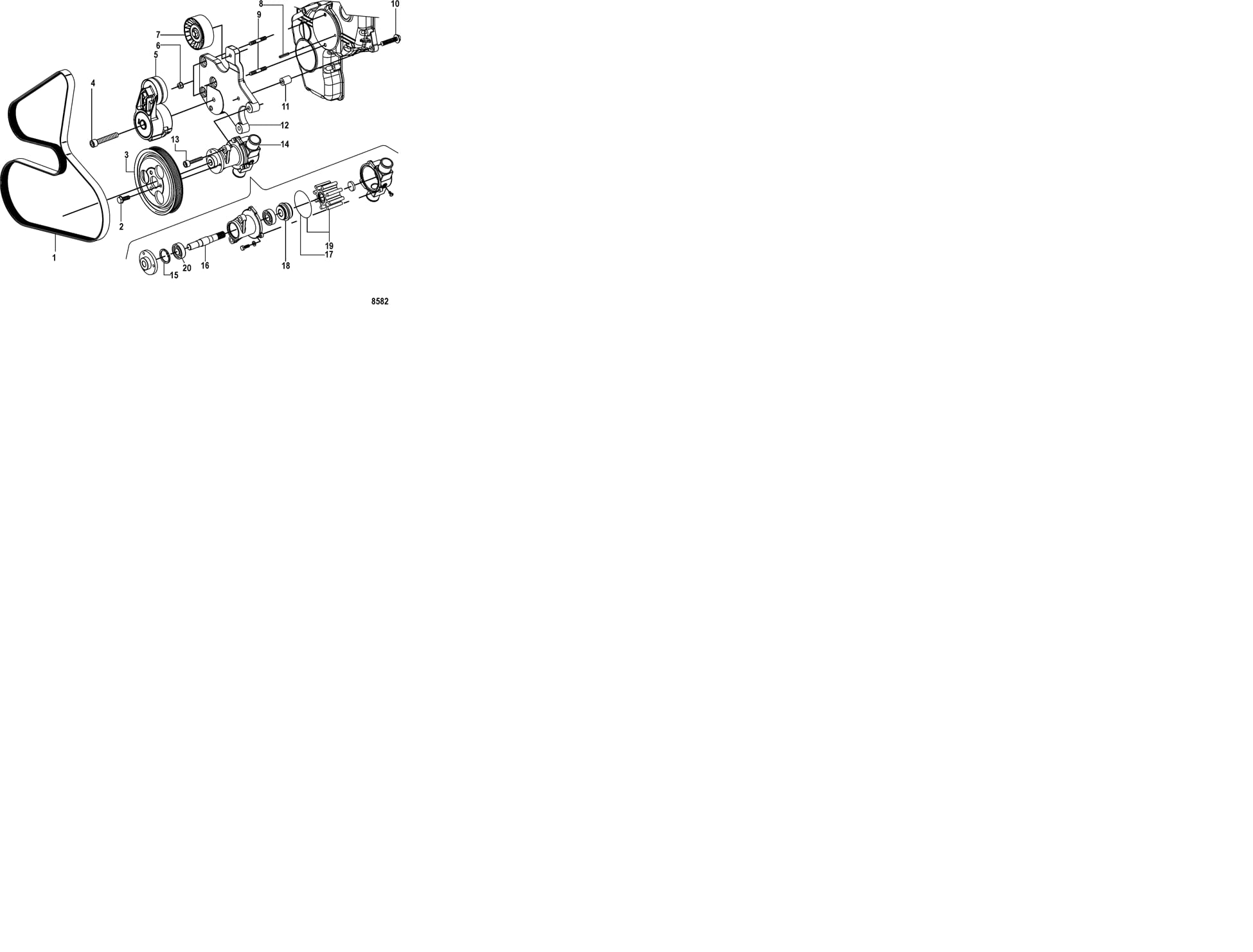 Mirage Boat Wiring Diagram