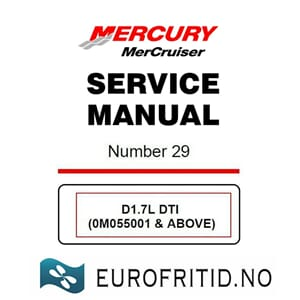 Repair Manual 1,7 DTI