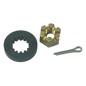 Prop Nut Kit Johnson/Evinrude 20-35HK