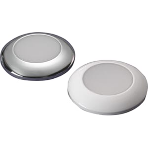 Downlight LED, hvit