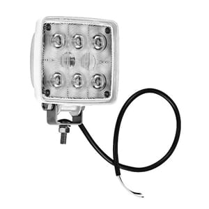 Dekkslys, LED, 11W, 9-36V, spotlight