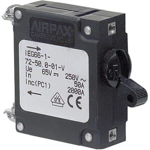 Automatsikring AIRPAX 5A - BEP